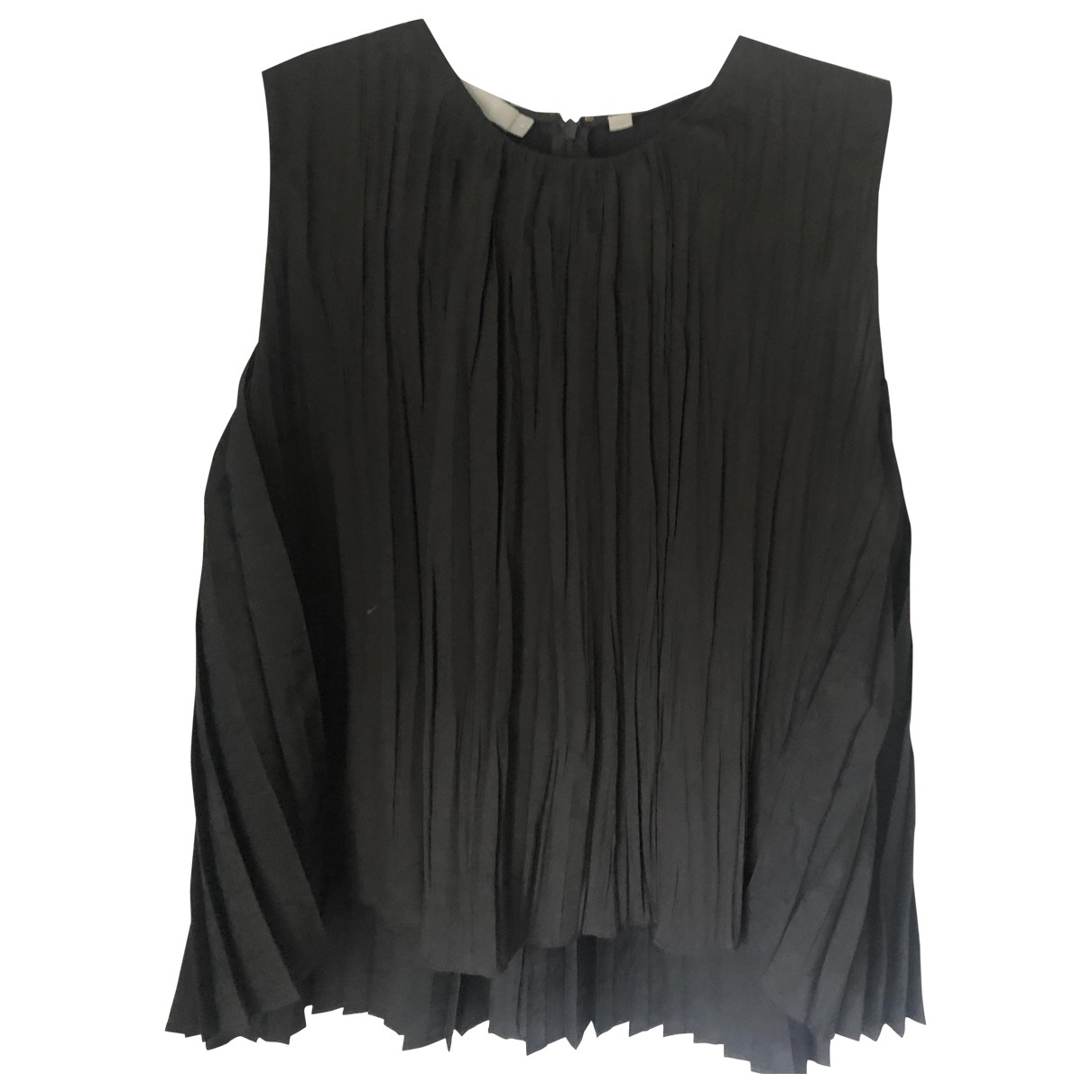 Vince \N Top in  Schwarz Polyester