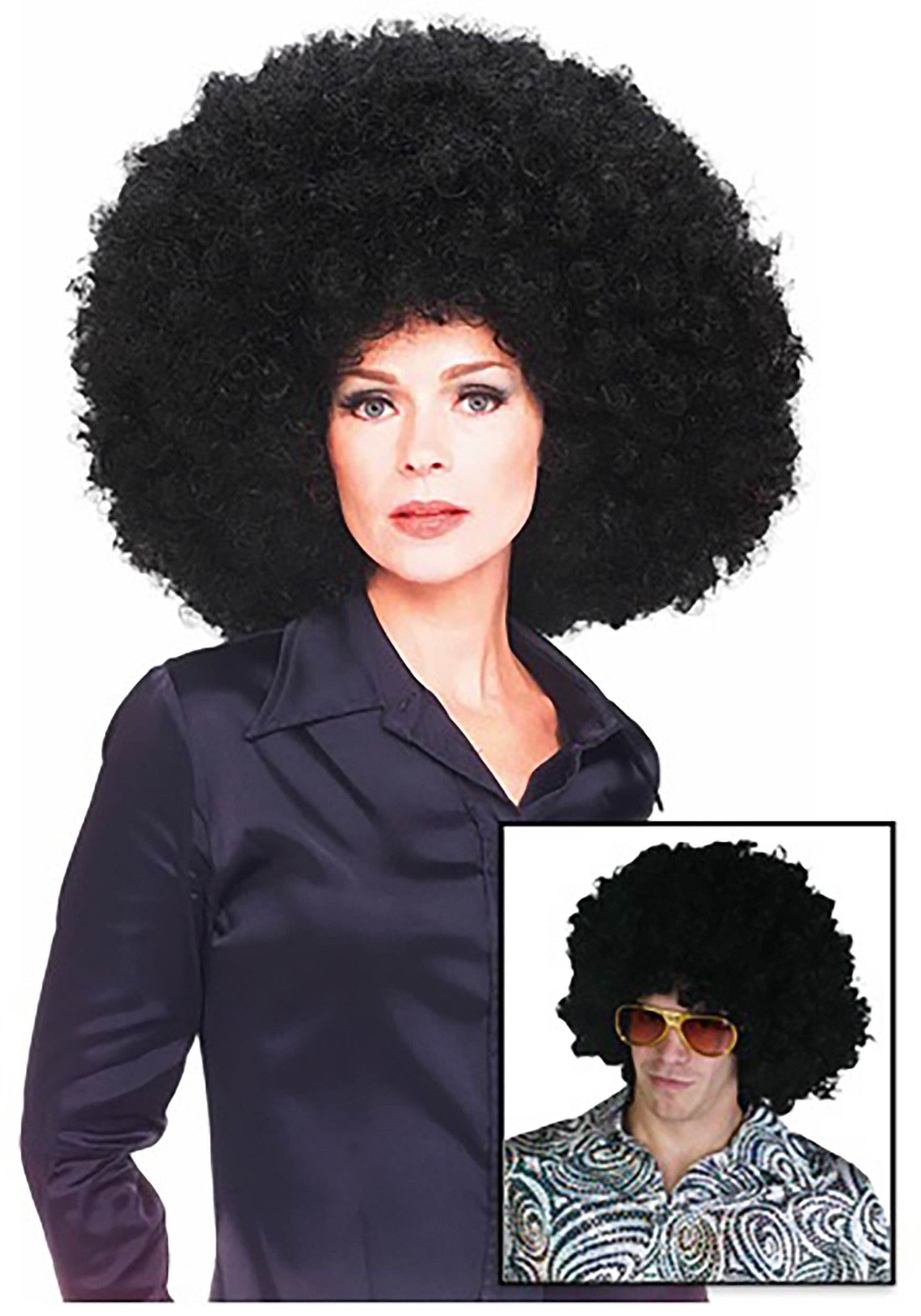 Deluxe Afro Wig for adults