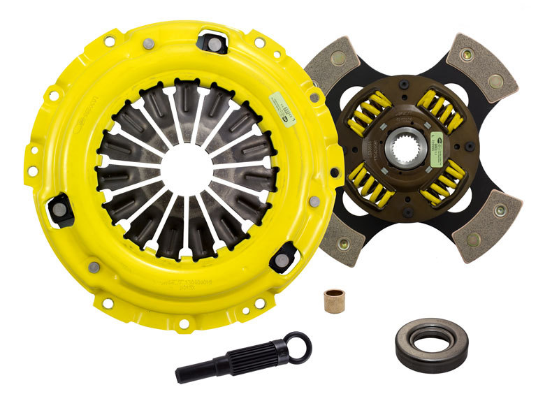 ACT NS1-XTG4 XT/Race Sprung 4 Pad Clutch Kit Nissan Silvia 91-98