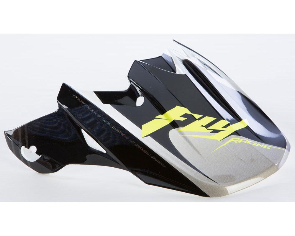 Fly Racing 73-46304 F2 Carbon Fastback Visor