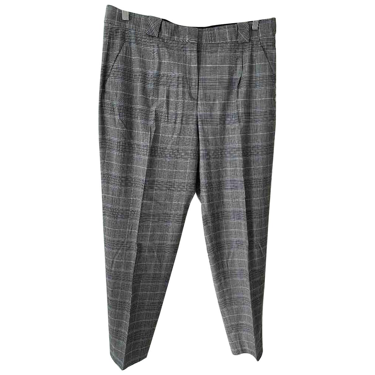Pantalon de Lana Tara Jarmon
