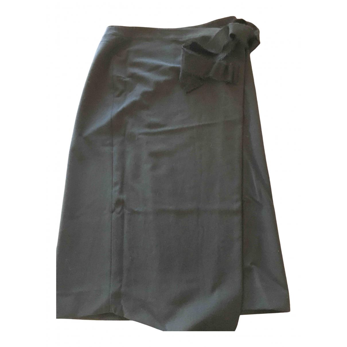 Jucca \N Rocke in  Schwarz Wolle