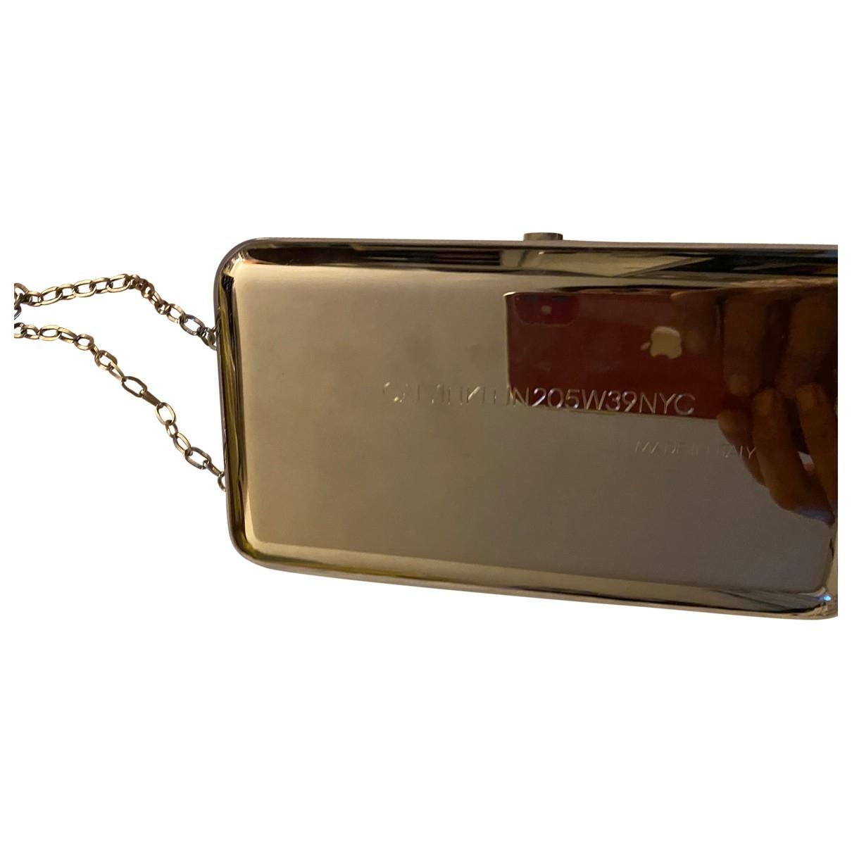 Calvin Klein 205w39nyc \N Accessoires in  Silber Metall