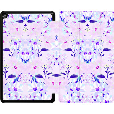 Amazon Fire HD 8 (2018) Tablet Smart Case - Hyper Garden von Zala Farah