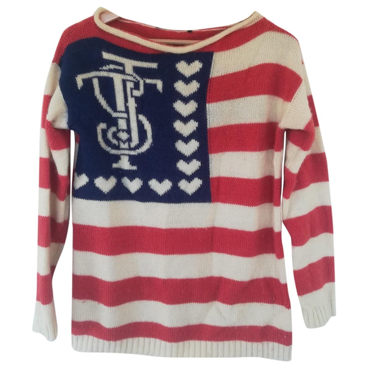 Twin Set \N White Wool Knitwear for Women XS International