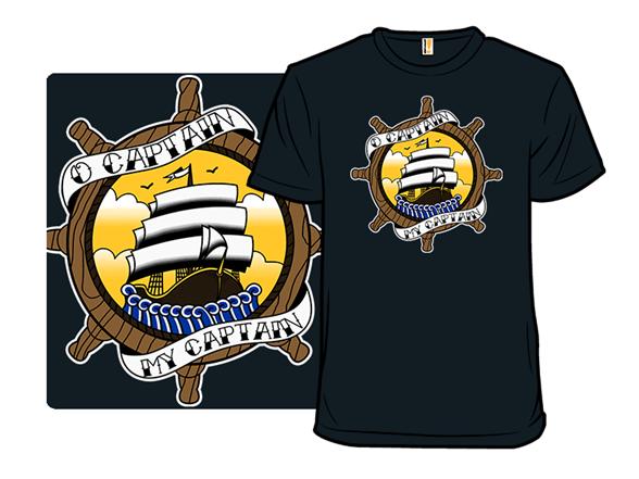 My Captain T Shirt