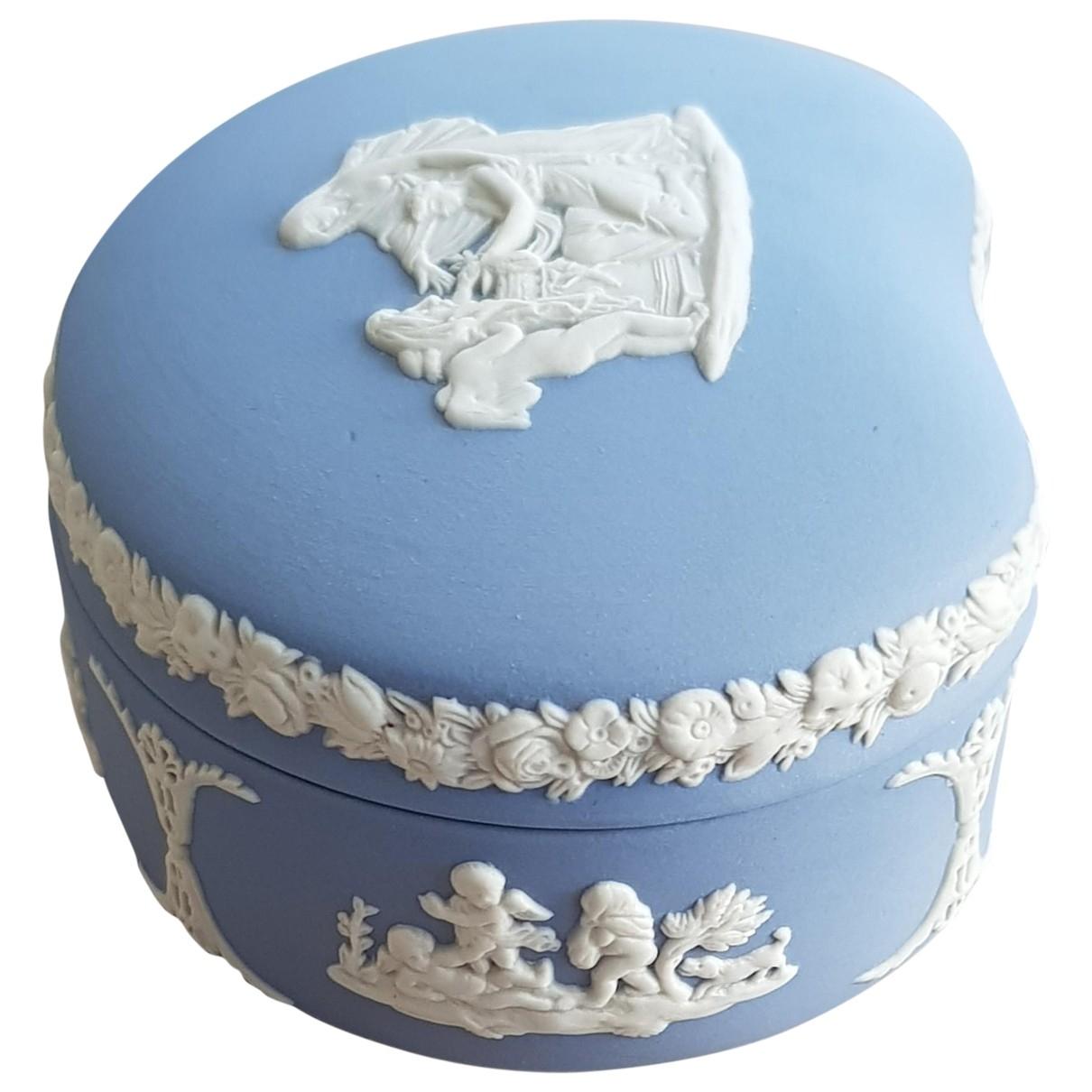 Wedgwood - Arts de la table   pour lifestyle en porcelaine - bleu