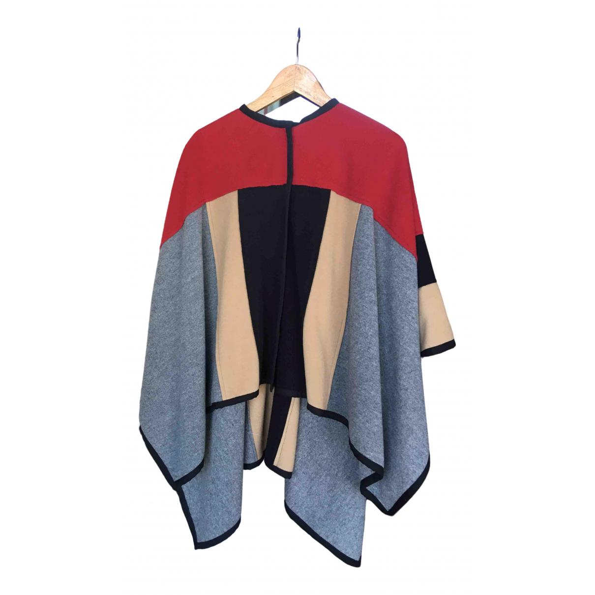 Ikks \N Multicolour Wool jacket for Women One Size FR