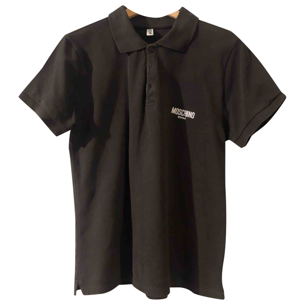 Moschino \N Brown Cotton Polo shirts for Men M International