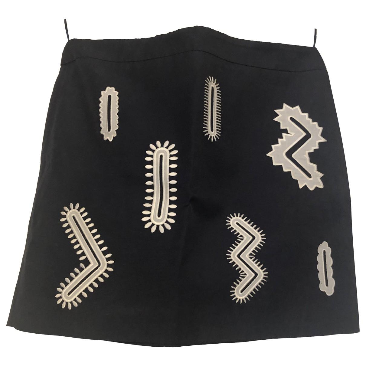 Stella Mccartney \N Navy skirt for Women 40 IT