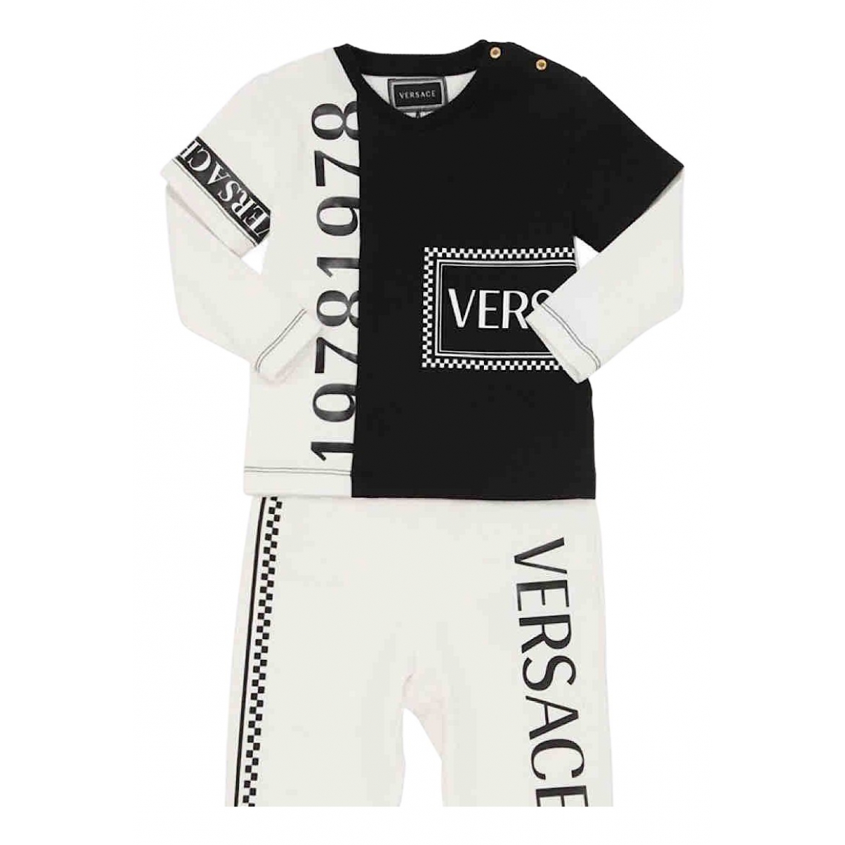 Versace N Cotton Outfits for Kids 12 months - up to 74cm FR