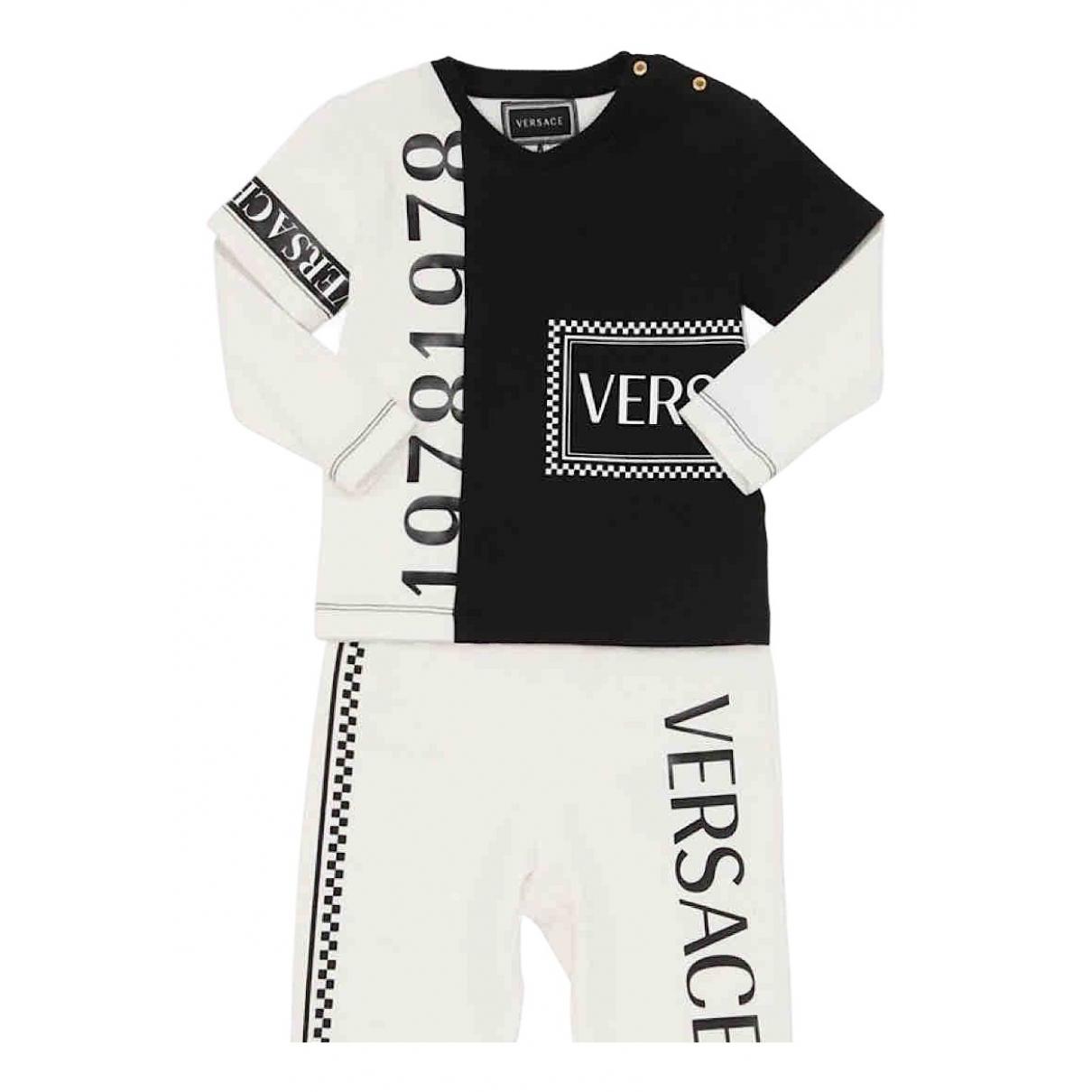 Versace - Les ensembles   pour enfant en coton