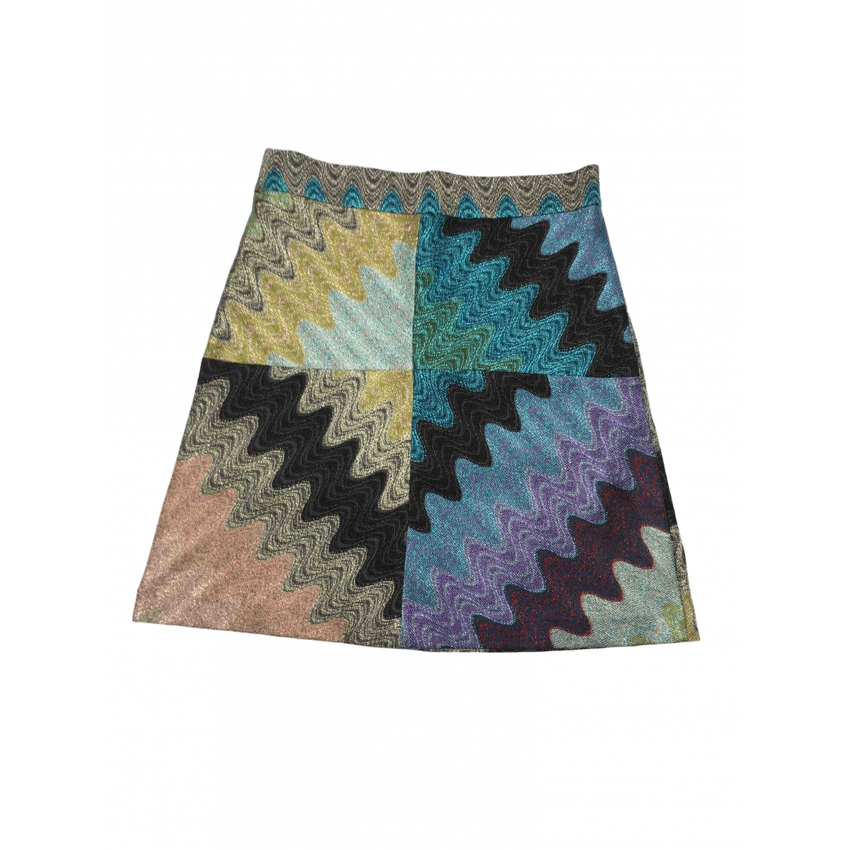 Mini falda Missoni