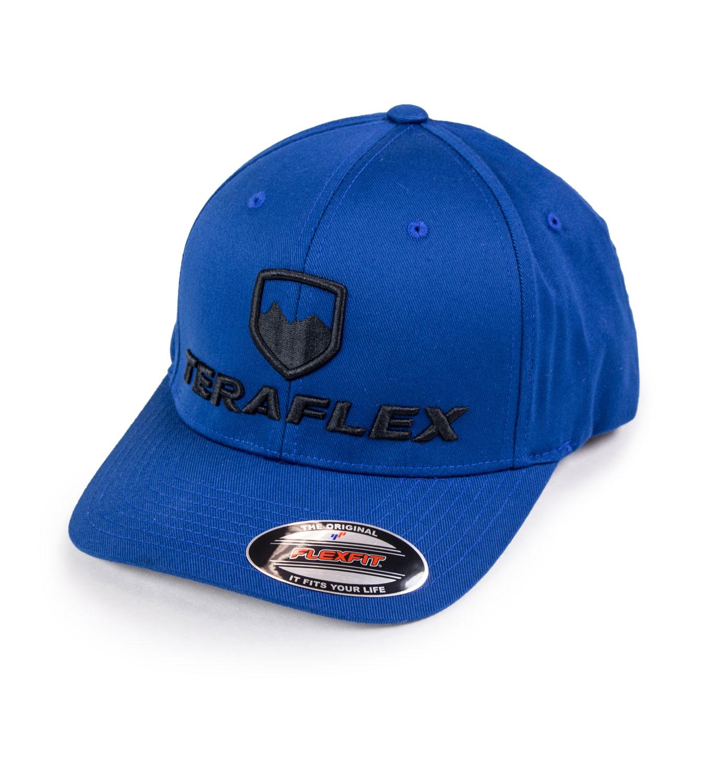 Premium FlexFit Hat Royal Blue Small / Medium TeraFlex 5237016