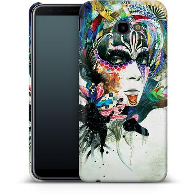 Samsung Galaxy J4 Plus Smartphone Huelle - Blossom Desire von Minjae Lee