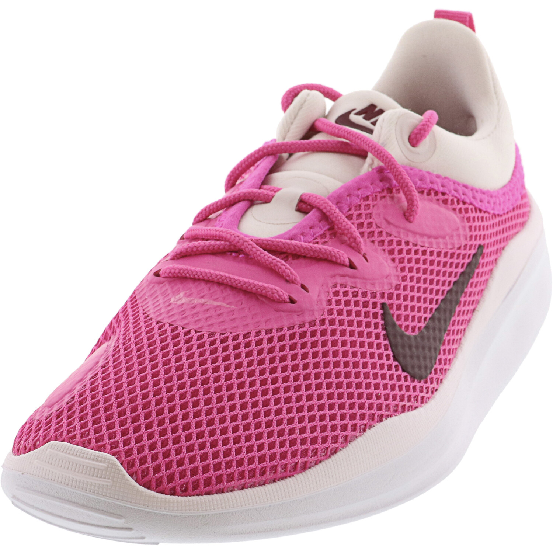 Nike Women's Acmi Laser Fuchsia / Bordeaux Ankle-High Fabric Running - 7.5M