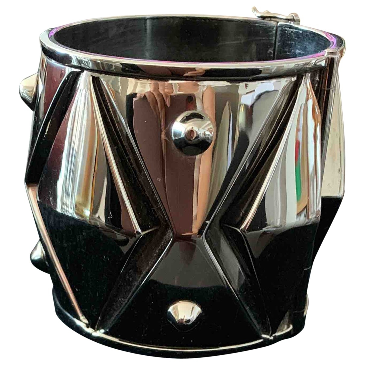 Givenchy \N Armband in  Silber Metall