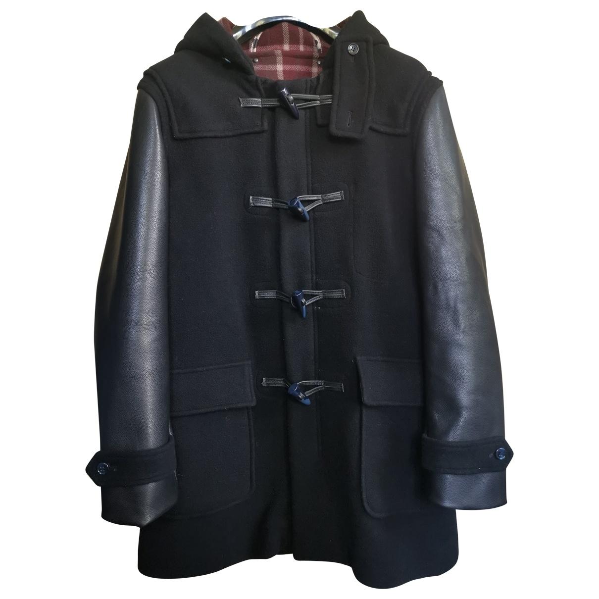 Marc By Marc Jacobs \N Black Wool coat  for Men S International