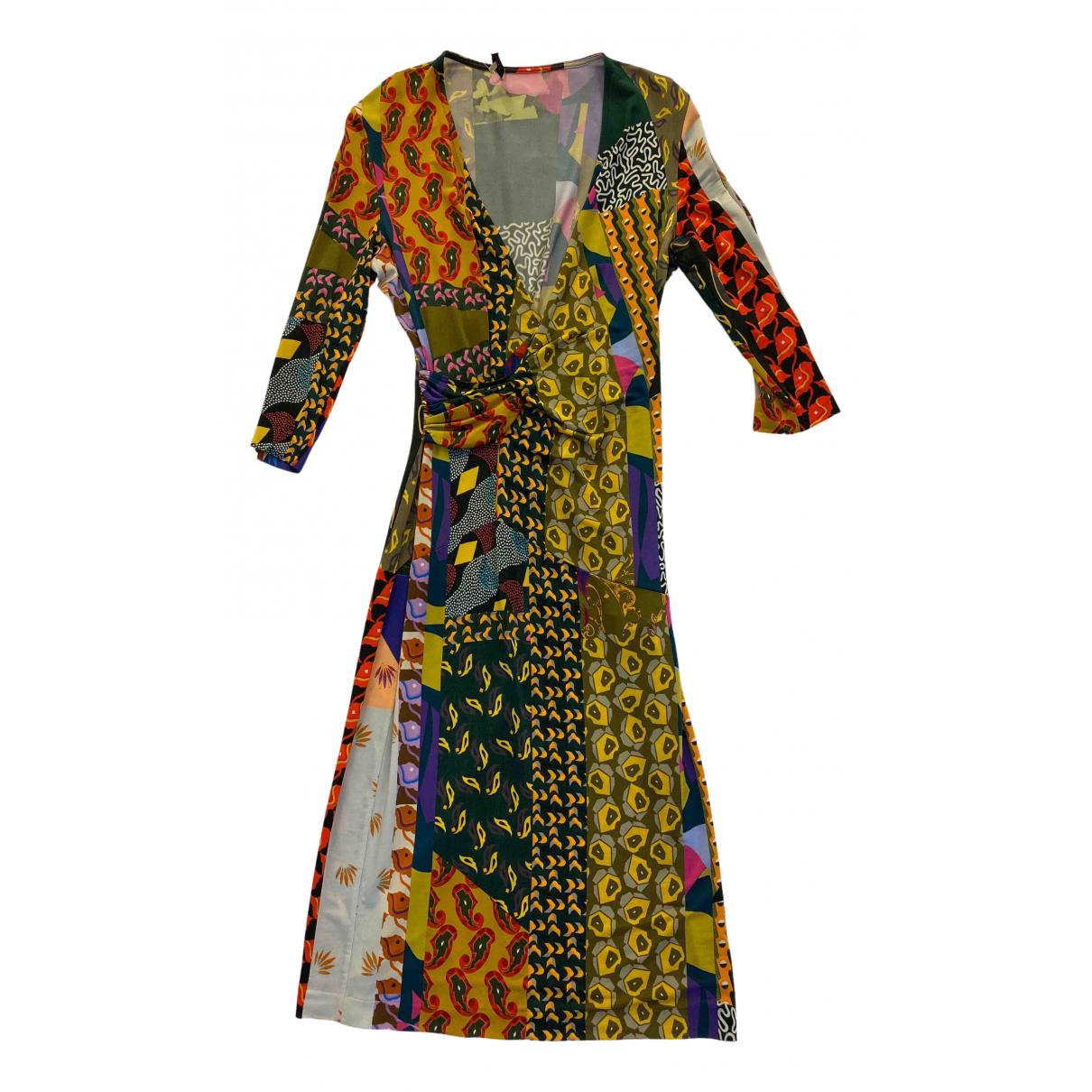 Etro N Multicolour dress for Women 40 IT