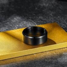Maenner Ring aus Edelstahl