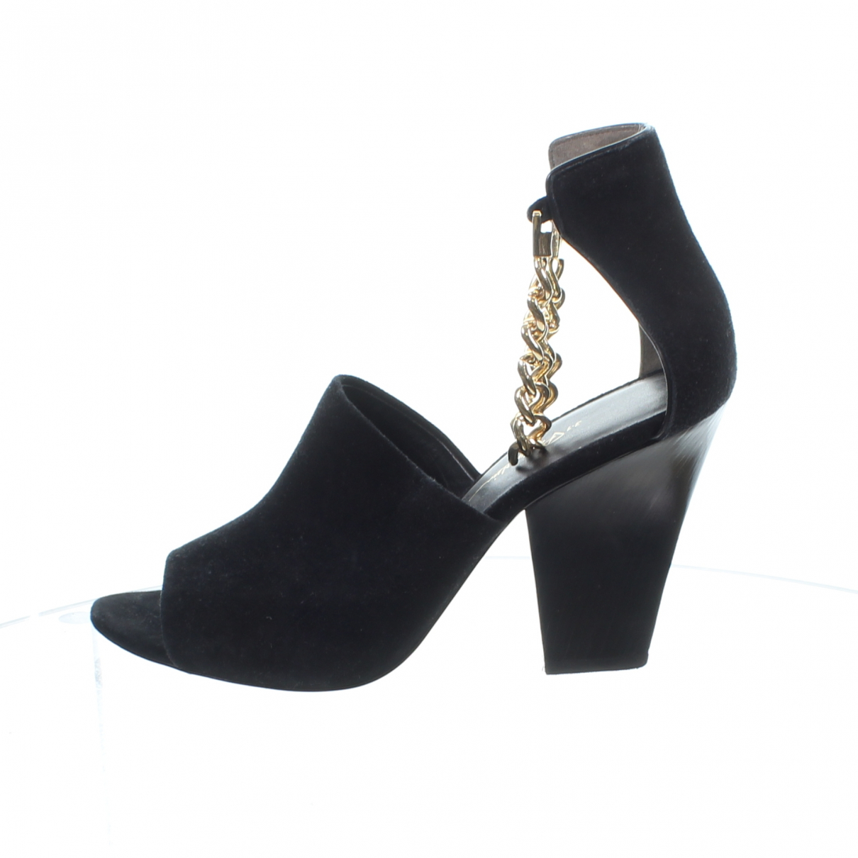 3.1 Phillip Lim \N Black Suede Heels for Women 38 EU