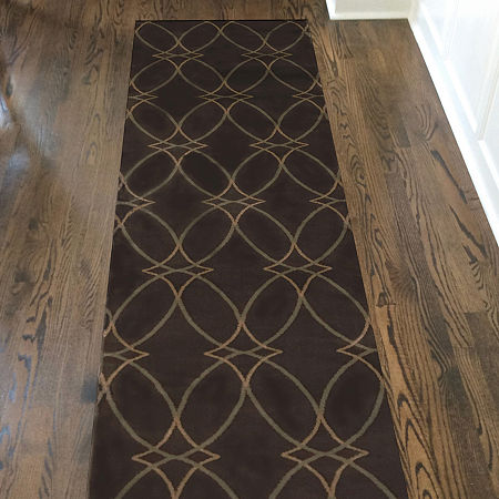 Pisa 3782 Rug, One Size , Brown