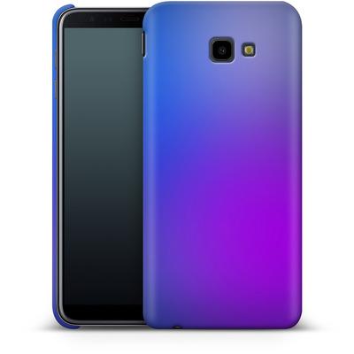 Samsung Galaxy J4 Plus Smartphone Huelle - #blueberry von #basicbitches