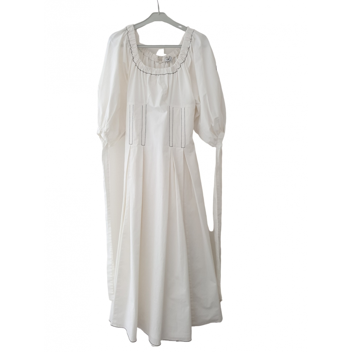 Rejina Pyo \N White Cotton dress for Women 10 UK