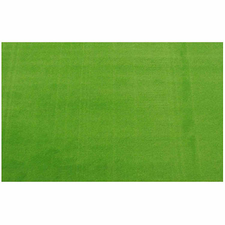 La Kids Rectangular Indoor Rugs, One Size , Green