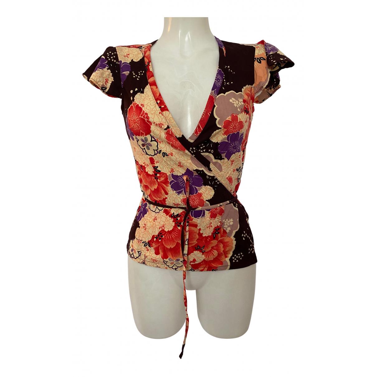 Isabel Marant \N Multicolour Cotton  top for Women 1 US