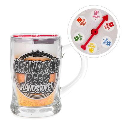Verre à bière - Grandpa's Beer 3X5