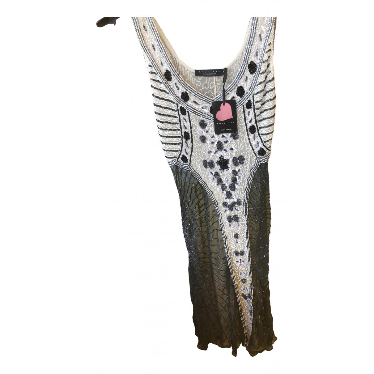 Twin Set \N Kleid in  Bunt Mit Pailletten