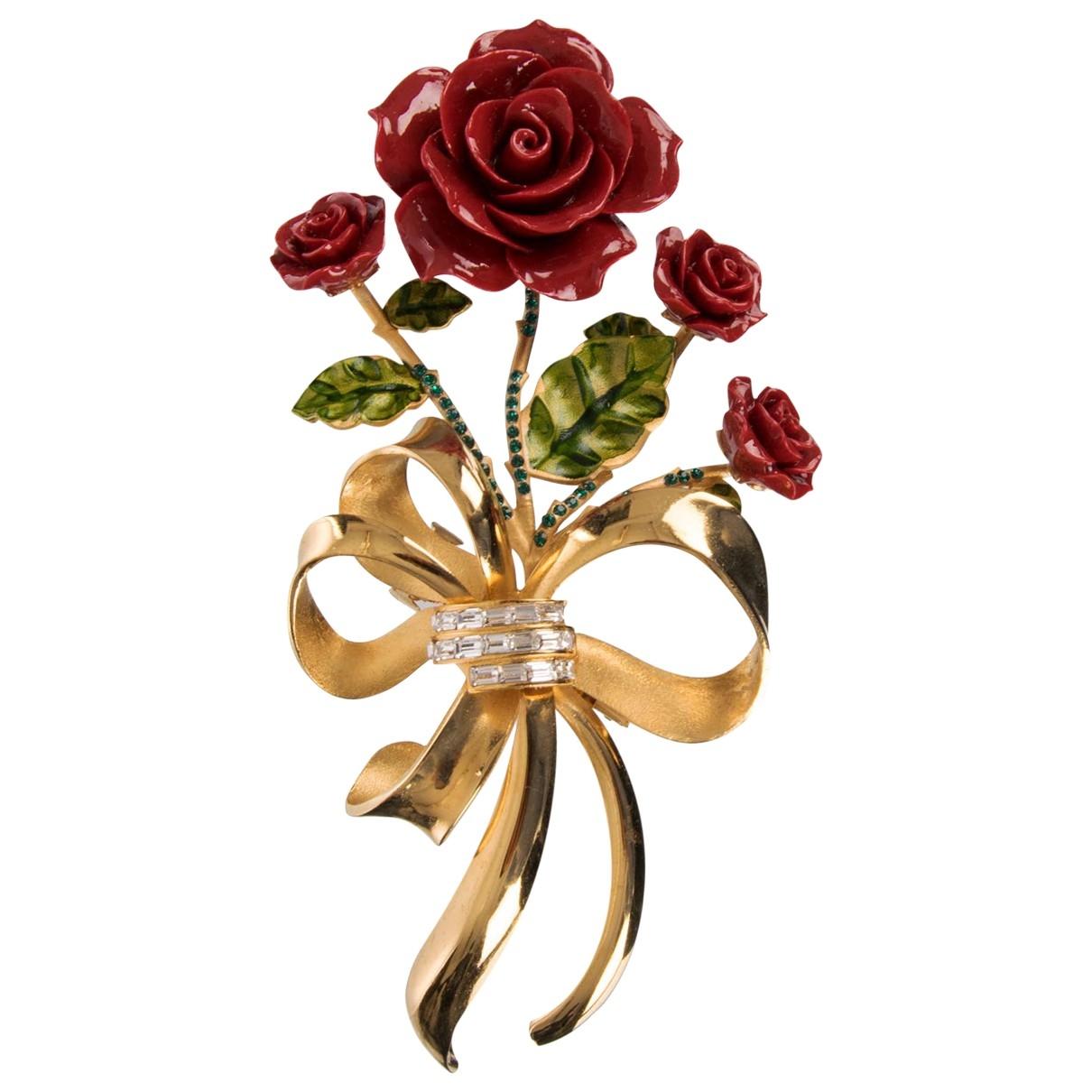 Dolce & Gabbana - Bijoux de tete   pour femme en metal - dore