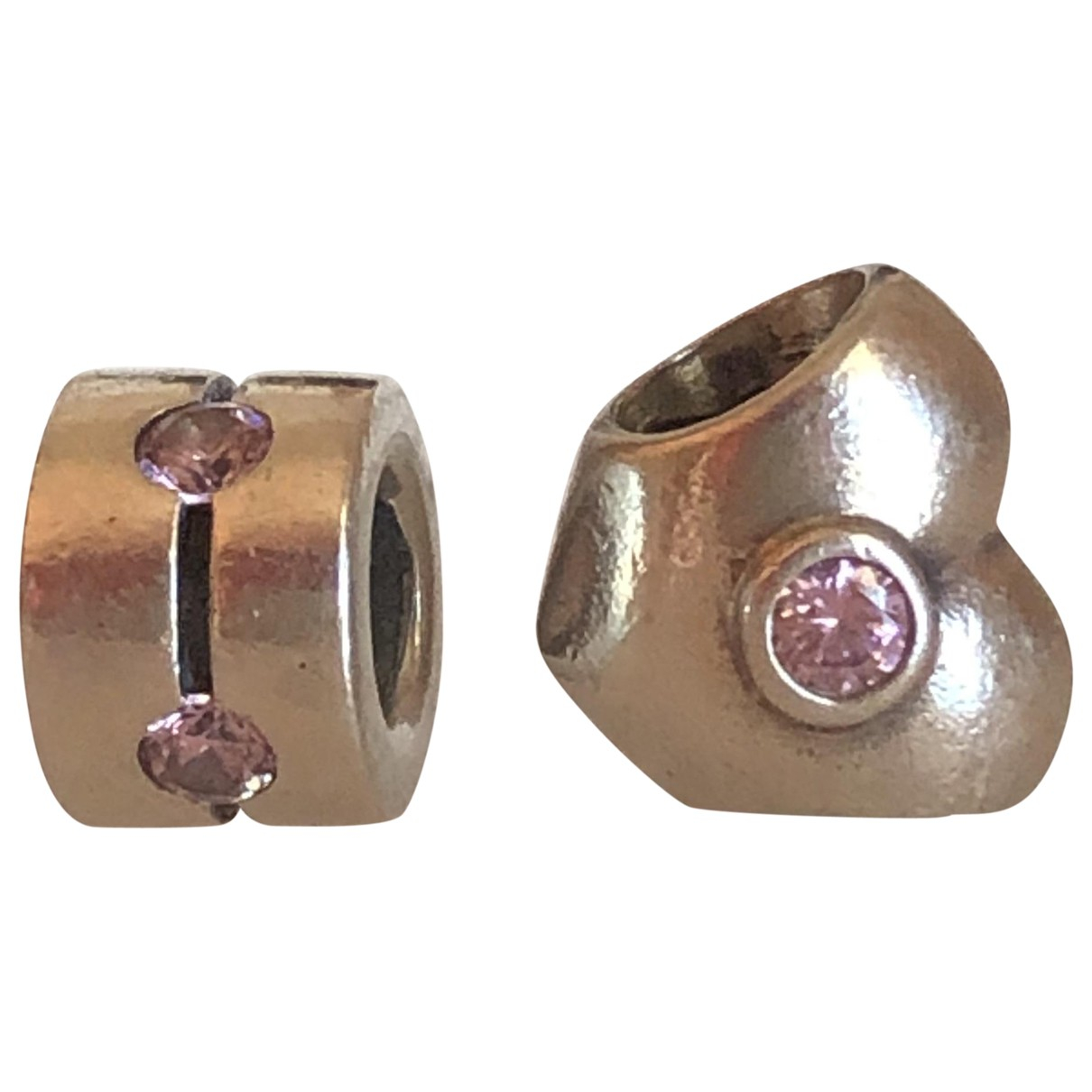 Pandora N Pink Silver pendant for Women N
