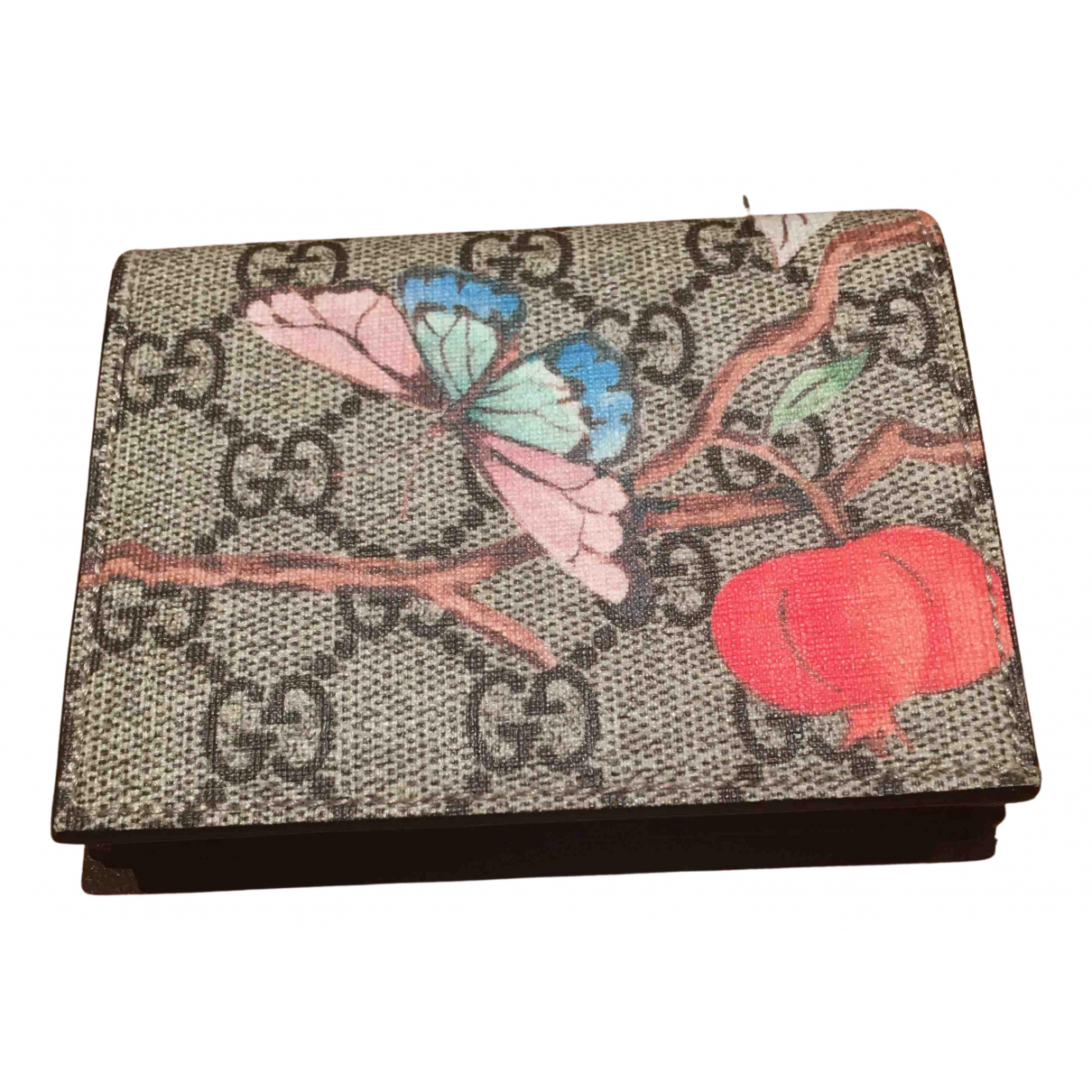 Gucci N Multicolour Cloth wallet for Women N