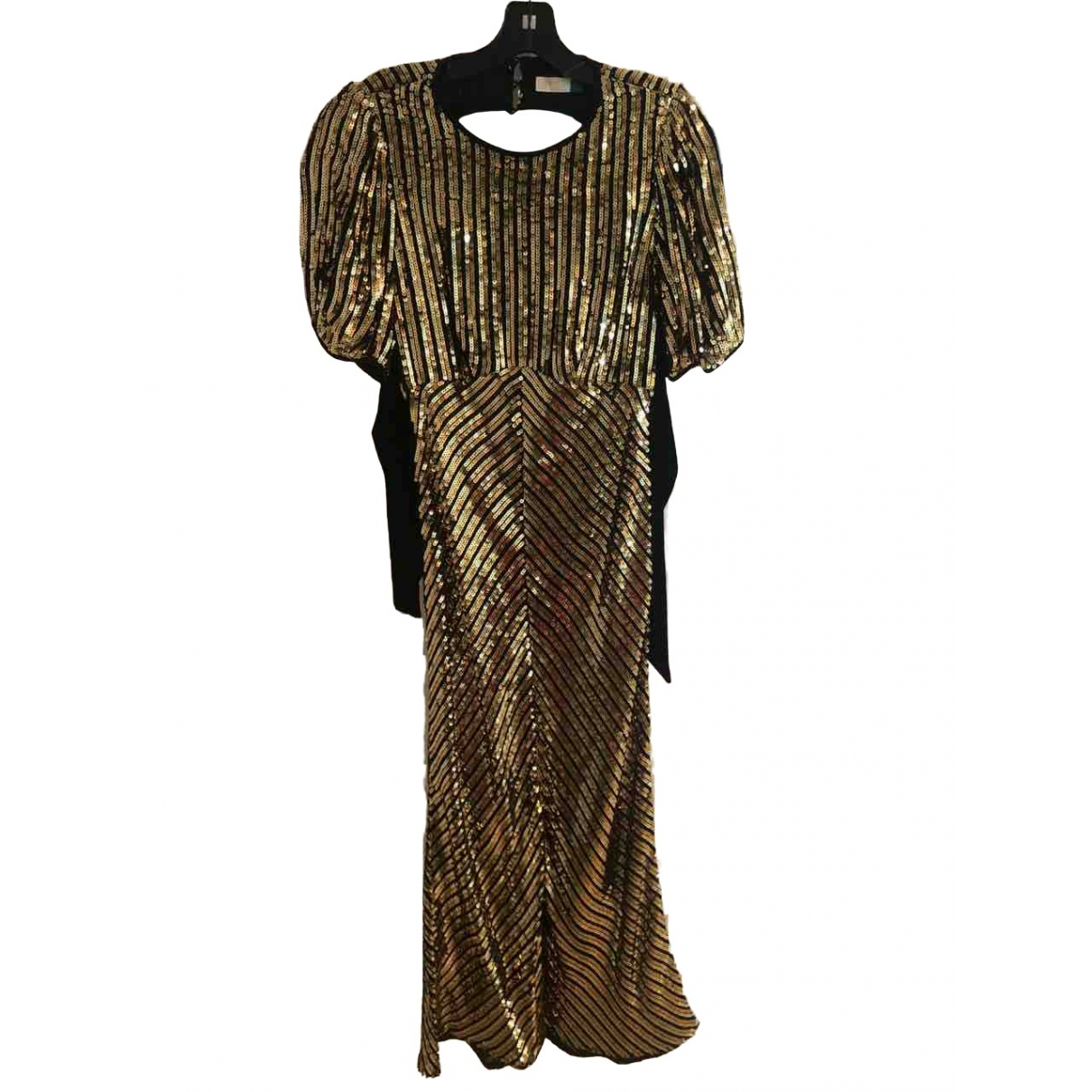 Rixo \N Gold dress for Women M International