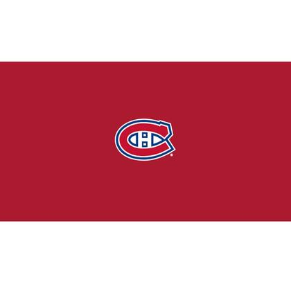 52-5009 Montreal Canadiens 8' Billiard