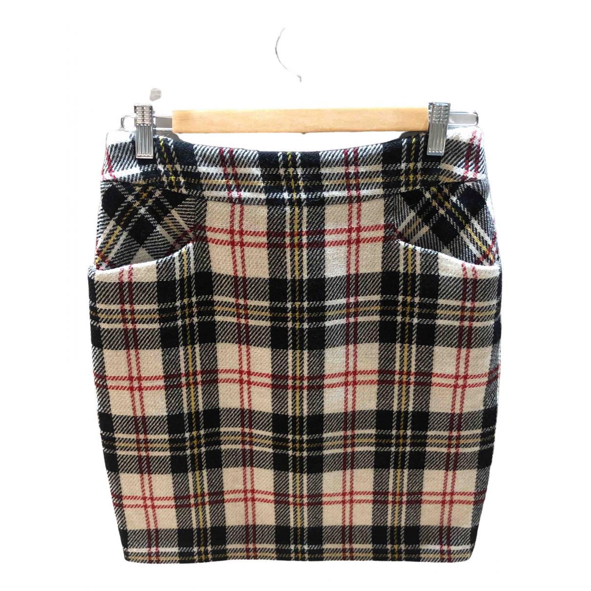 Irié \N Multicolour Wool skirt for Women S International