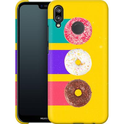 Huawei P20 Lite Smartphone Huelle - Donuts von Danny Ivan