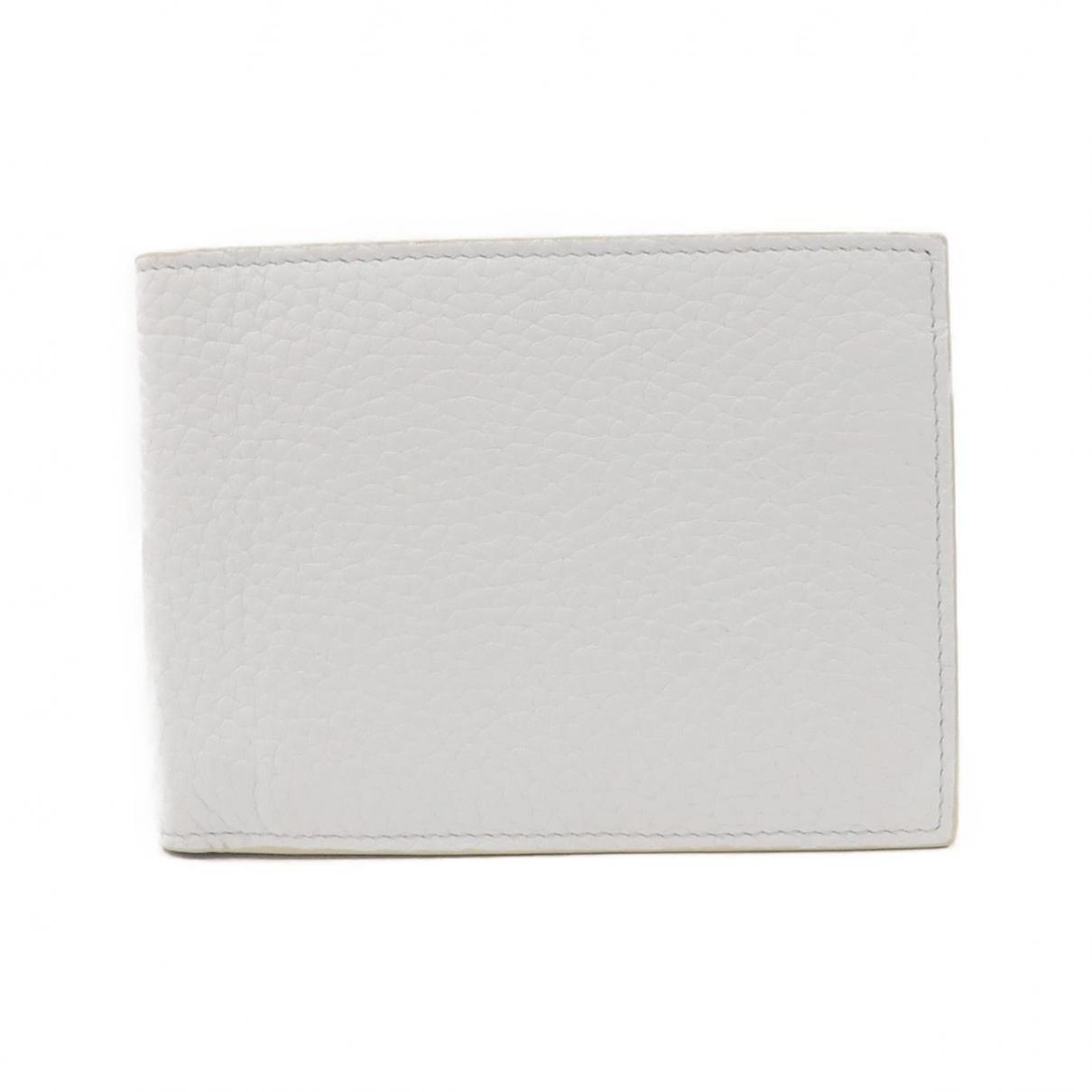 Bottega Veneta \N White Leather wallet for Women \N