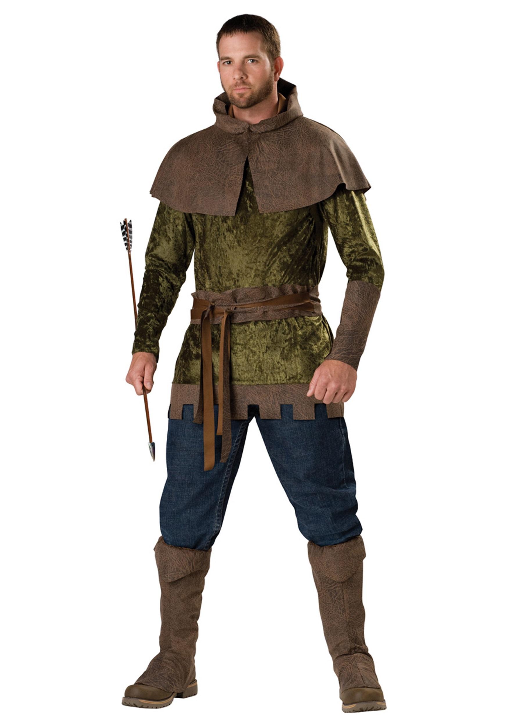 Robin Hood Men's Costume