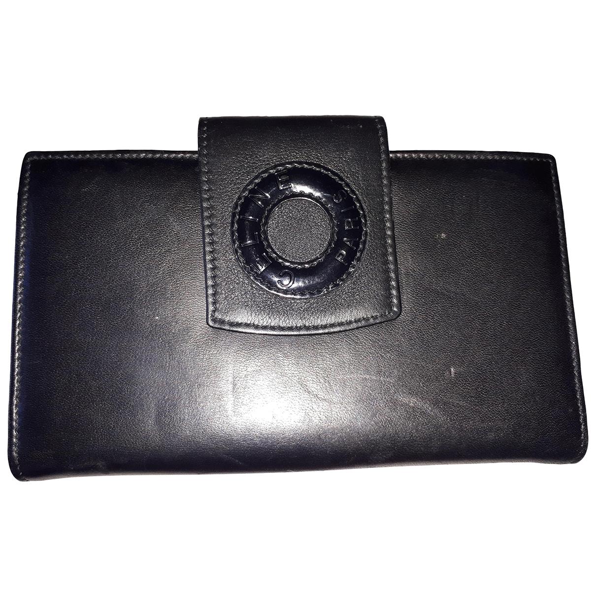 Celine - Objets & Deco   pour lifestyle en cuir - noir