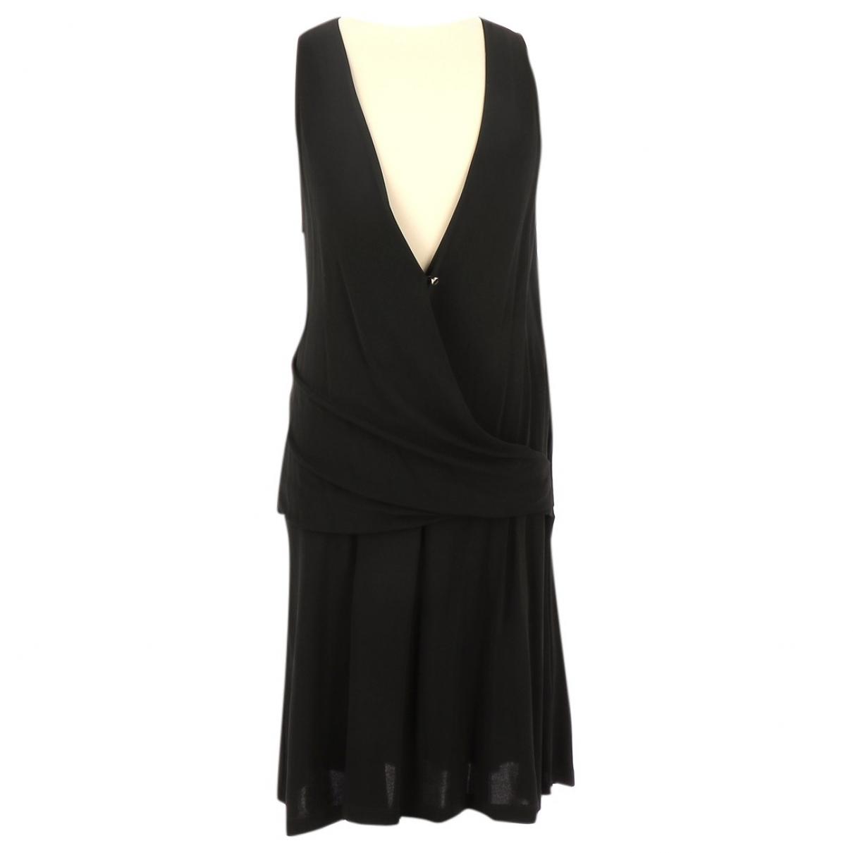Vanessa Bruno Athe \N Black Cotton handbag for Women \N