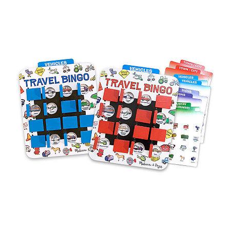 Melissa & Doug Flip To Win Bingo, One Size , Multiple Colors