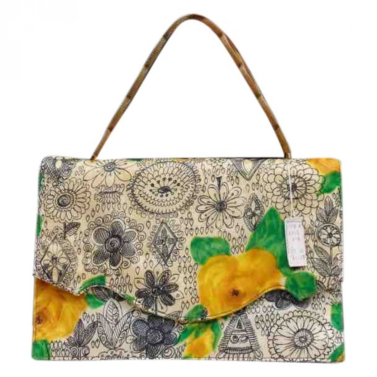 Non Signé / Unsigned \N Cloth handbag for Women \N