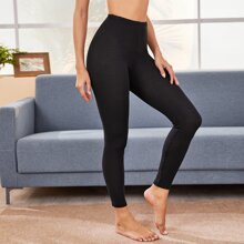 Strick Reine Leggings