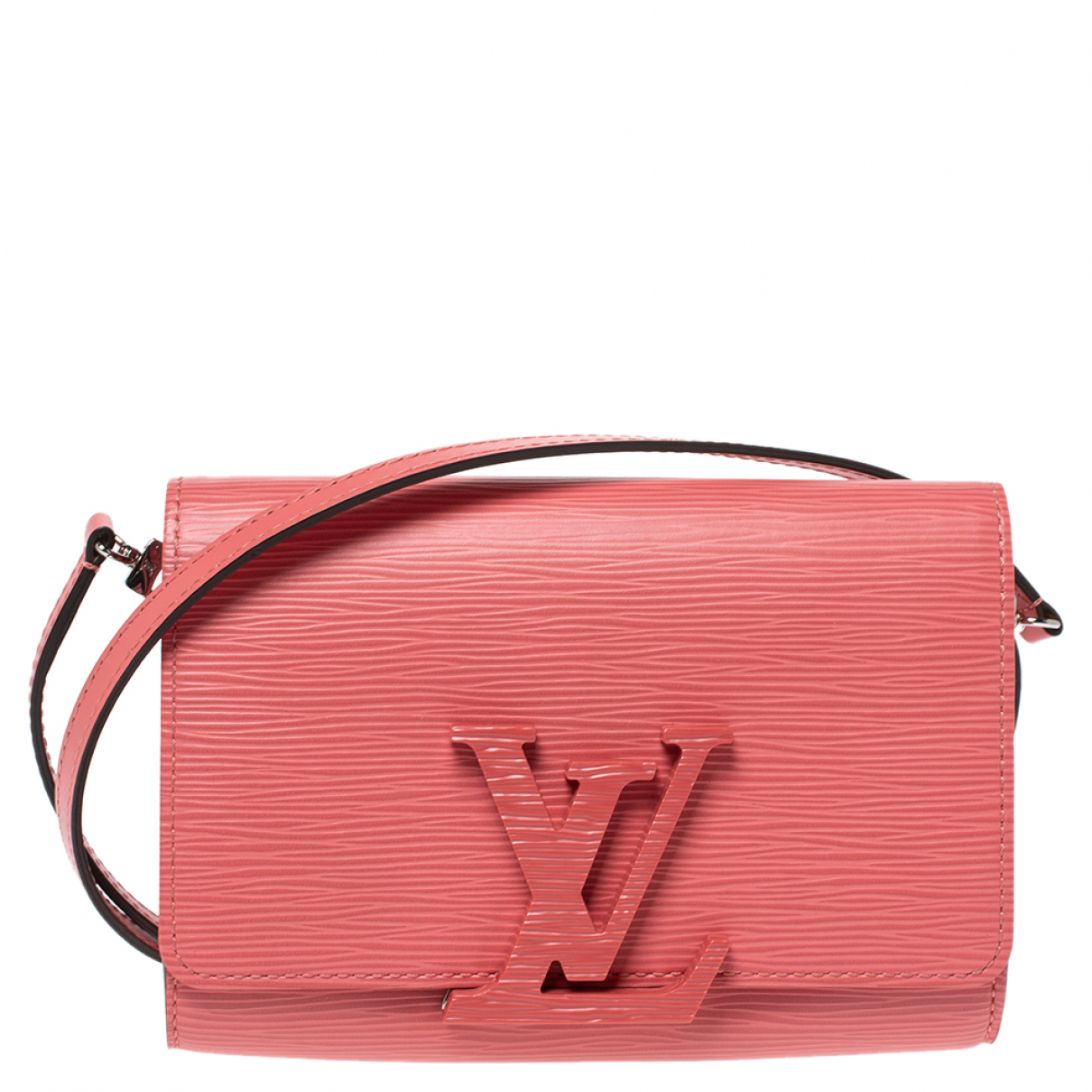 Louis Vuitton Louise Pink Leather handbag for Women N