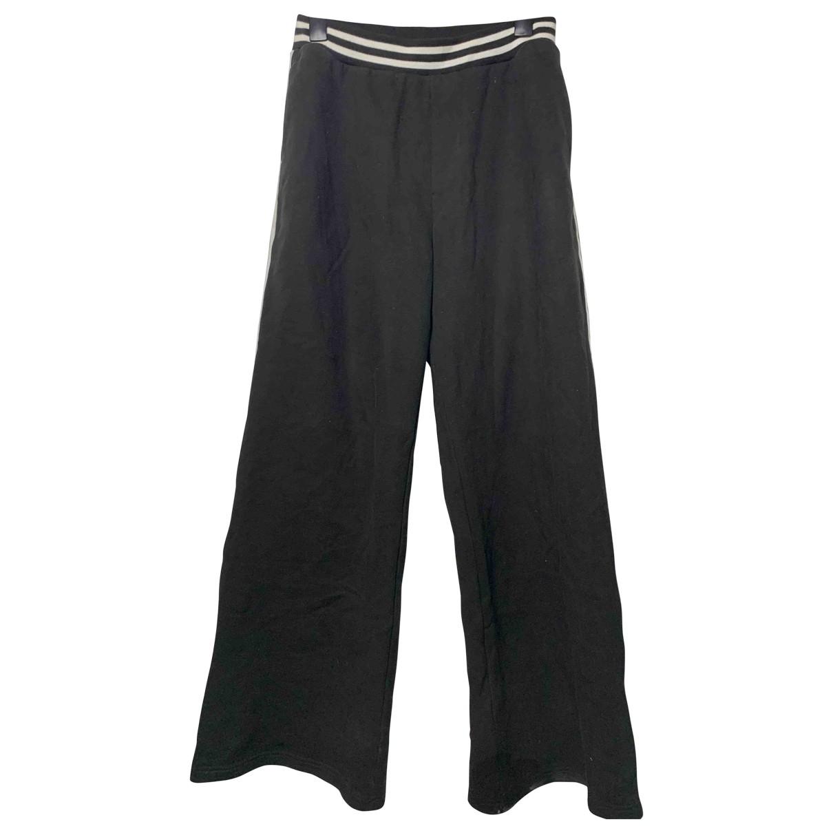 Fenty X Puma \N Black Cotton Trousers for Men M International
