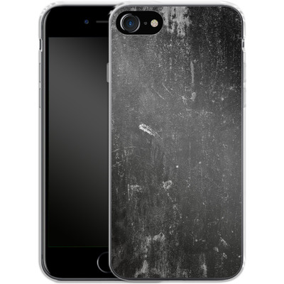 Apple iPhone 7 Silikon Handyhuelle - Grundge von caseable Designs