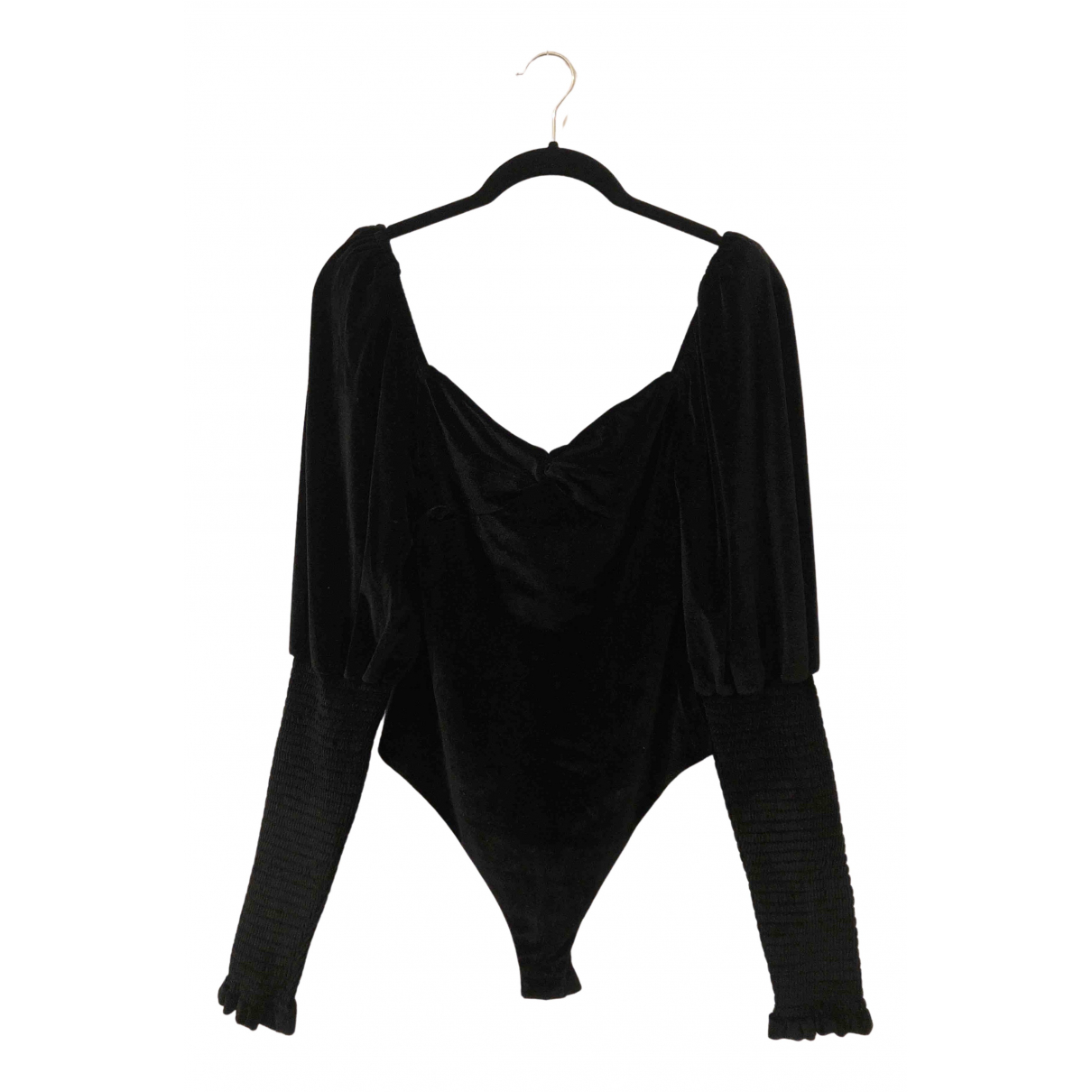 Tularosa \N Black Velvet  top for Women M International